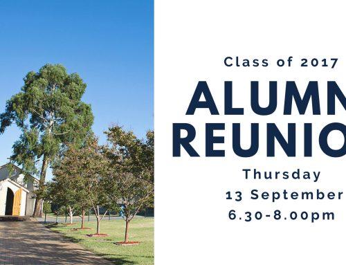 Class of 2017 Alumni Reunion