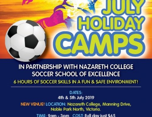 Absolute Soccer Holiday Program