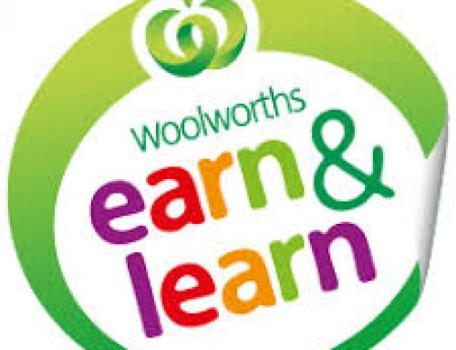 Woolworths Earn & Learn 2019